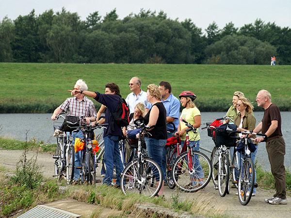 Radtour Alfsee